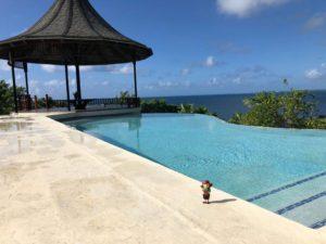 Trinidad - pool November 2019